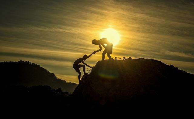 Vertrauen aufbauen